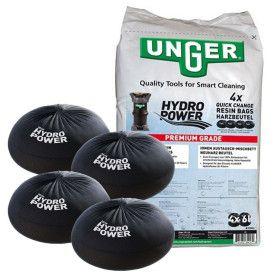 Saco 4 bolsas resina Hydropower