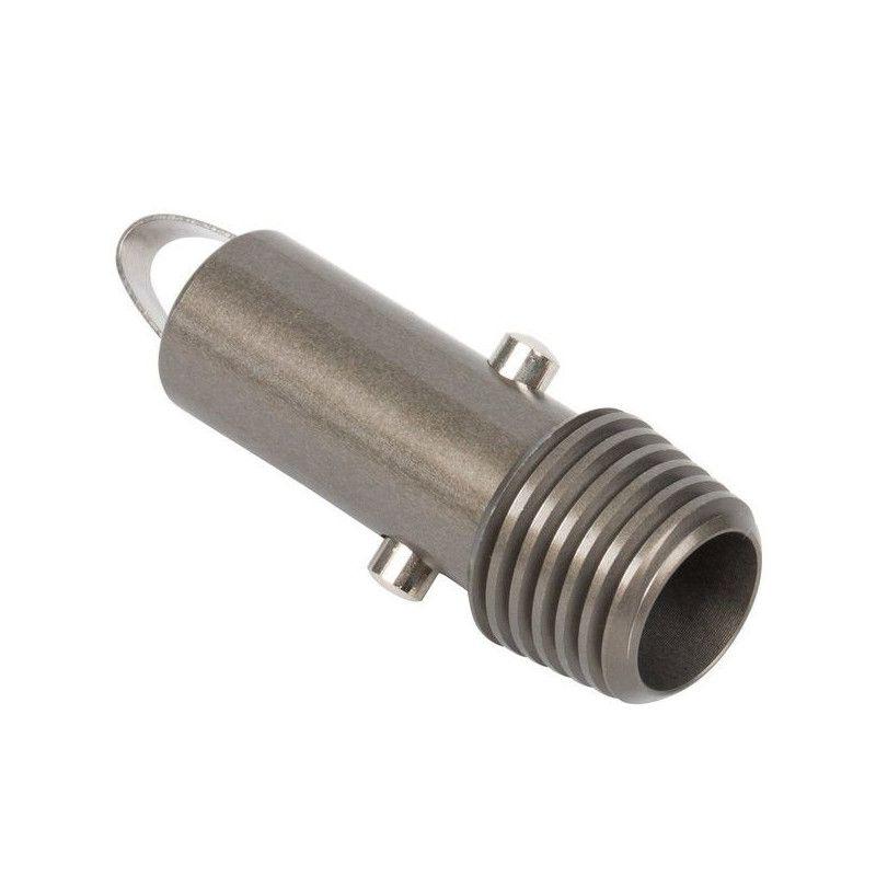 Adaptador roscado para mangos de aluminio