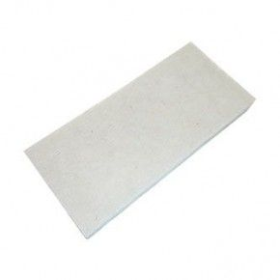 Mopa pad blanco 25 cms.