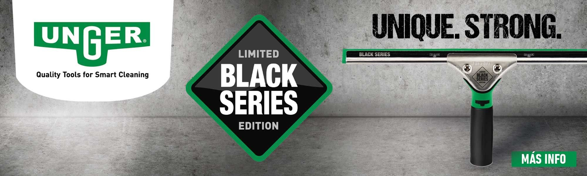 Unger Black Series Limited Edition